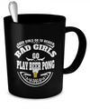 Play Beer Pong - Mug - Unique Gifts Store