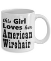 American Wirehair - 11oz Mug - Unique Gifts Store