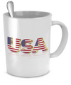 The USA - 11oz Mug - Unique Gifts Store