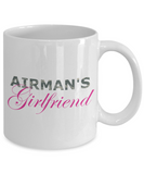 Airman's Girlfriend - 11oz Mug - Unique Gifts Store