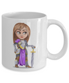 Knight - 11oz Mug v3 - Unique Gifts Store