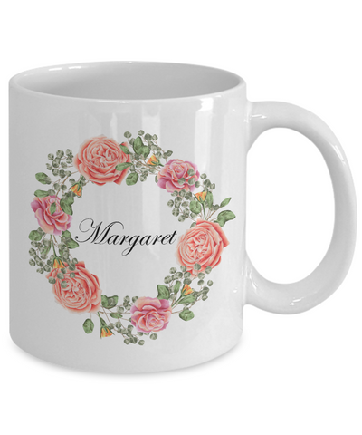 Margaret - 11oz Mug - Unique Gifts Store