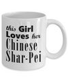 Chinese Shar-Pei - 11oz Mug - Unique Gifts Store