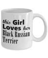 Black Russian Terrier - 11oz Mug - Unique Gifts Store