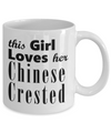 Chinese Crested - 11oz Mug - Unique Gifts Store
