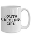 South Carolina Girl - 15oz Mug