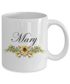 Mary v5 - 11oz Mug - Unique Gifts Store