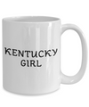 Kentucky Girl - 15oz Mug