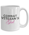 Combat Veteran's Girl - 15oz Mug