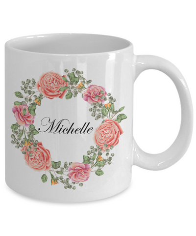 Michelle - 11oz Mug - Unique Gifts Store