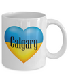 Ukrainian In Calgary - 11oz Mug - Unique Gifts Store