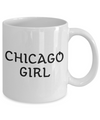 Chicago Girl - 11oz Mug - Unique Gifts Store