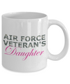 Air Force Veteran's Daughter - 11oz Mug - Unique Gifts Store