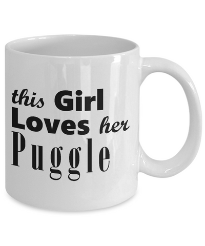 Puggle - 11oz Mug - Unique Gifts Store