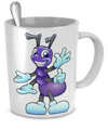 Purple Ant - 11oz Mug - Unique Gifts Store