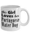 Portuguese Water Dog - 11oz Mug - Unique Gifts Store