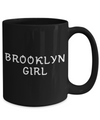 Brooklyn Girl v2 - 15oz Mug