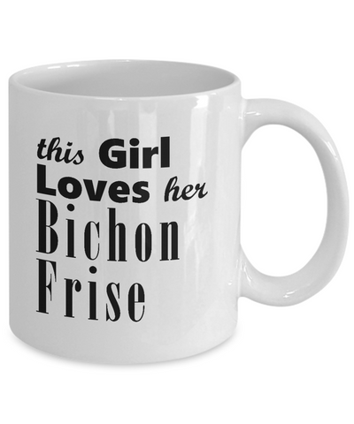 Bichon Frise - 11oz Mug - Unique Gifts Store