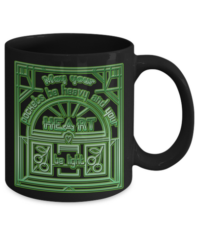 Irish Blessing - 11oz Mug v2 - Unique Gifts Store
