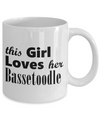 Bassetoodle - 11oz Mug - Unique Gifts Store