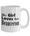 Beauceron - 15oz Mug