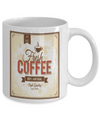 Vintage Coffee - 11oz Mug - Unique Gifts Store