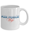 Air Force Wife - 11oz Mug v2 - Unique Gifts Store