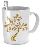 Golden Tree - 11oz Mug - Unique Gifts Store