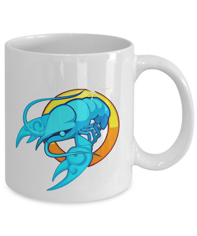 Zodiac Sign Cancer - 11oz Mug