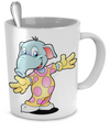 Elephant - 11oz Mug - Unique Gifts Store