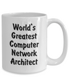 World's Greatest Computer Network Architect v2 - 15oz Mug