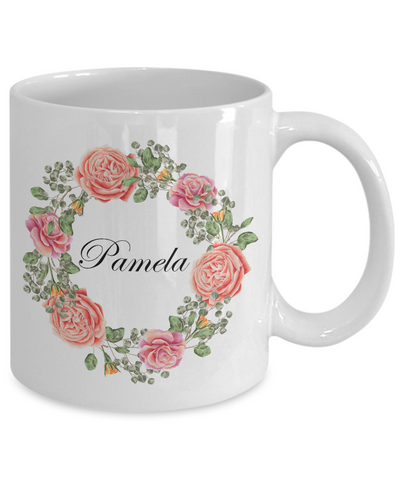 Pamela - 11oz Mug - Unique Gifts Store