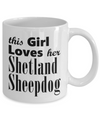 Shetland Sheepdog - 11oz Mug - Unique Gifts Store
