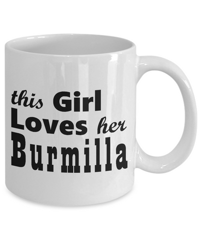 Burmilla - 11oz Mug - Unique Gifts Store