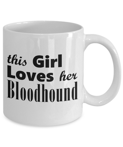 Bloodhound - 11oz Mug - Unique Gifts Store
