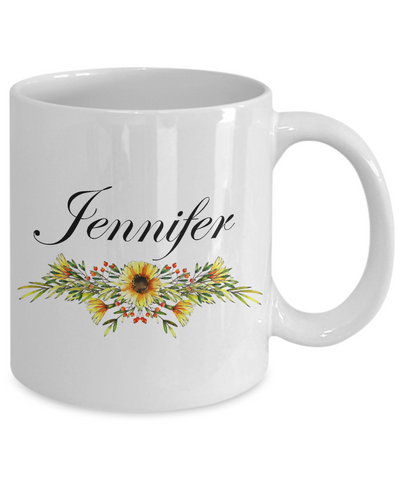 Jennifer v5 - 11oz Mug