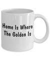 Golden's Home - 11oz Mug - Unique Gifts Store