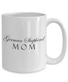 German Shepherd Mom - 15oz Mug - Unique Gifts Store