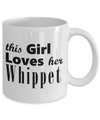 Whippet - 11oz Mug - Unique Gifts Store