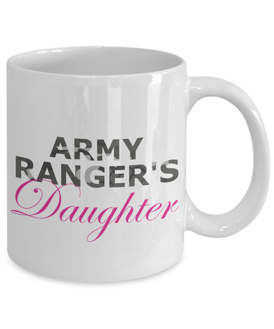 Army Ranger's Daughter - 11oz Mug
