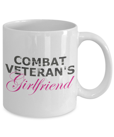 Combat Veteran's Girlfriend - 11oz Mug