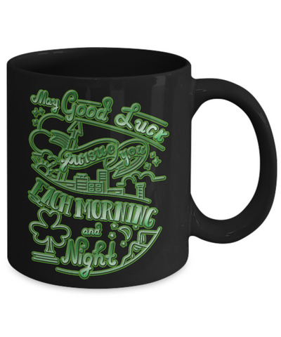 Good Luck Blessing - 11oz Mug v2 - Unique Gifts Store