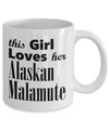 Alaskan Malamute - 11oz Mug - Unique Gifts Store