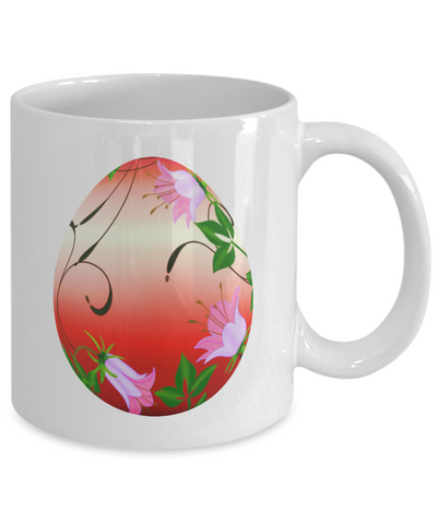 Easter Egg #08 - 11oz Mug - Unique Gifts Store