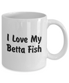 Love My Betta Fish - 11oz Mug