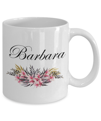 Barbara - 11oz Mug v2 - Unique Gifts Store