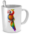 Parrot - 11oz Mug - Unique Gifts Store