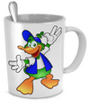 Duck - 11oz Mug - Unique Gifts Store
