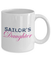 Sailor's Daughter - 11oz Mug - Unique Gifts Store