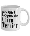 Cairn Terrier - 11oz Mug - Unique Gifts Store